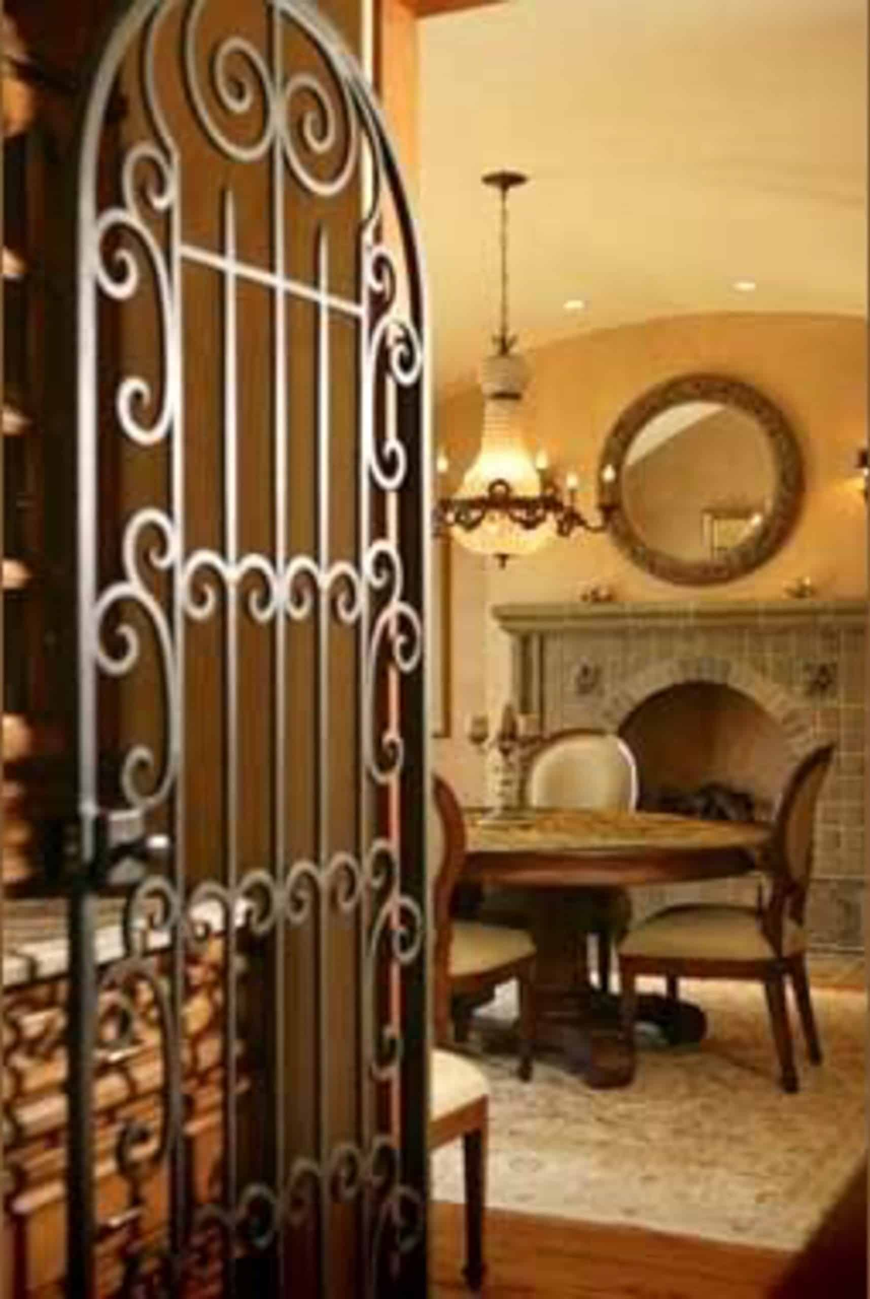 FORBELI Home Solution Tuscan Style - Door