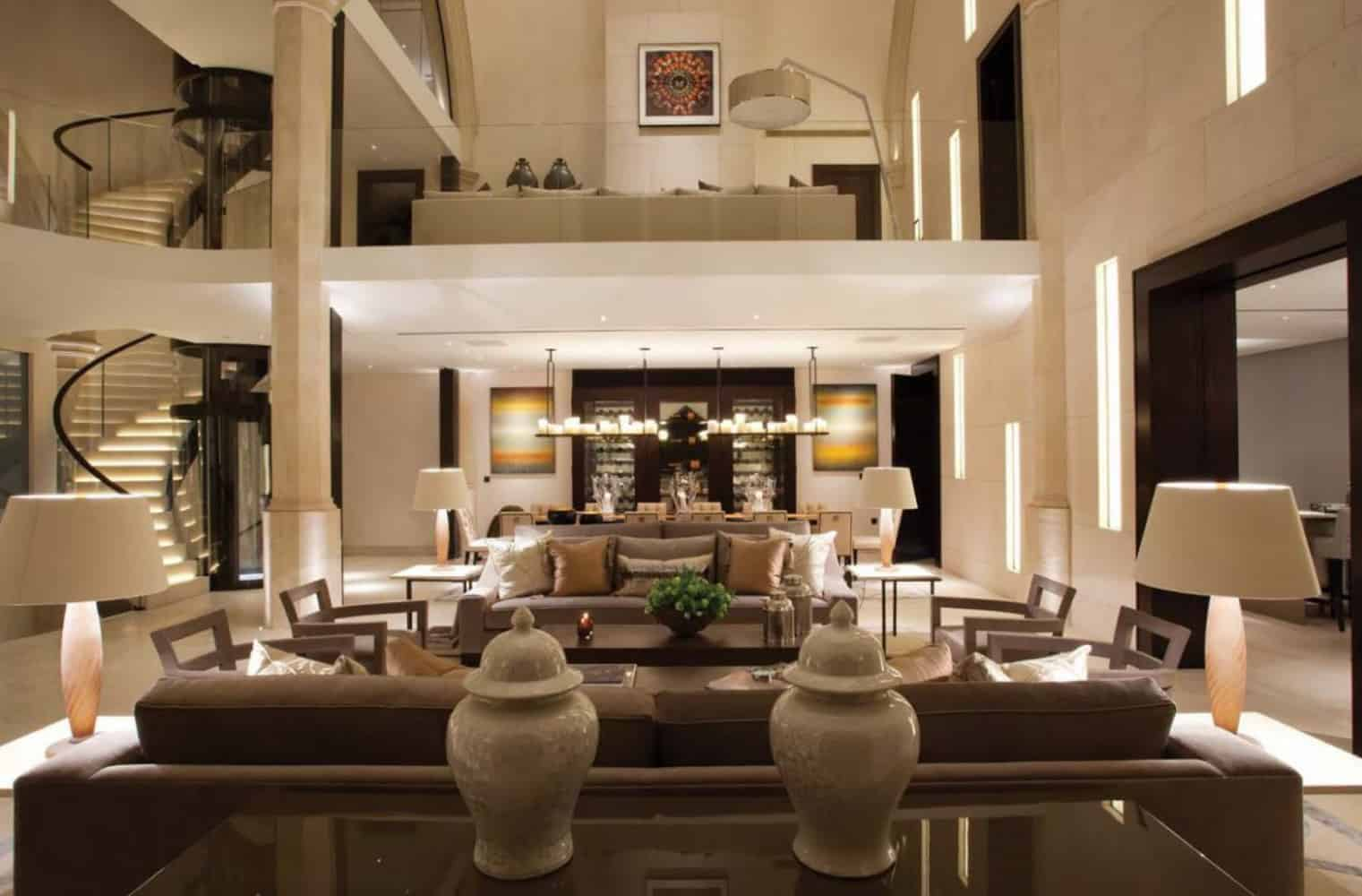 Residential Interior Design Services, Furniture and Art by FORBELI HOME, London UK