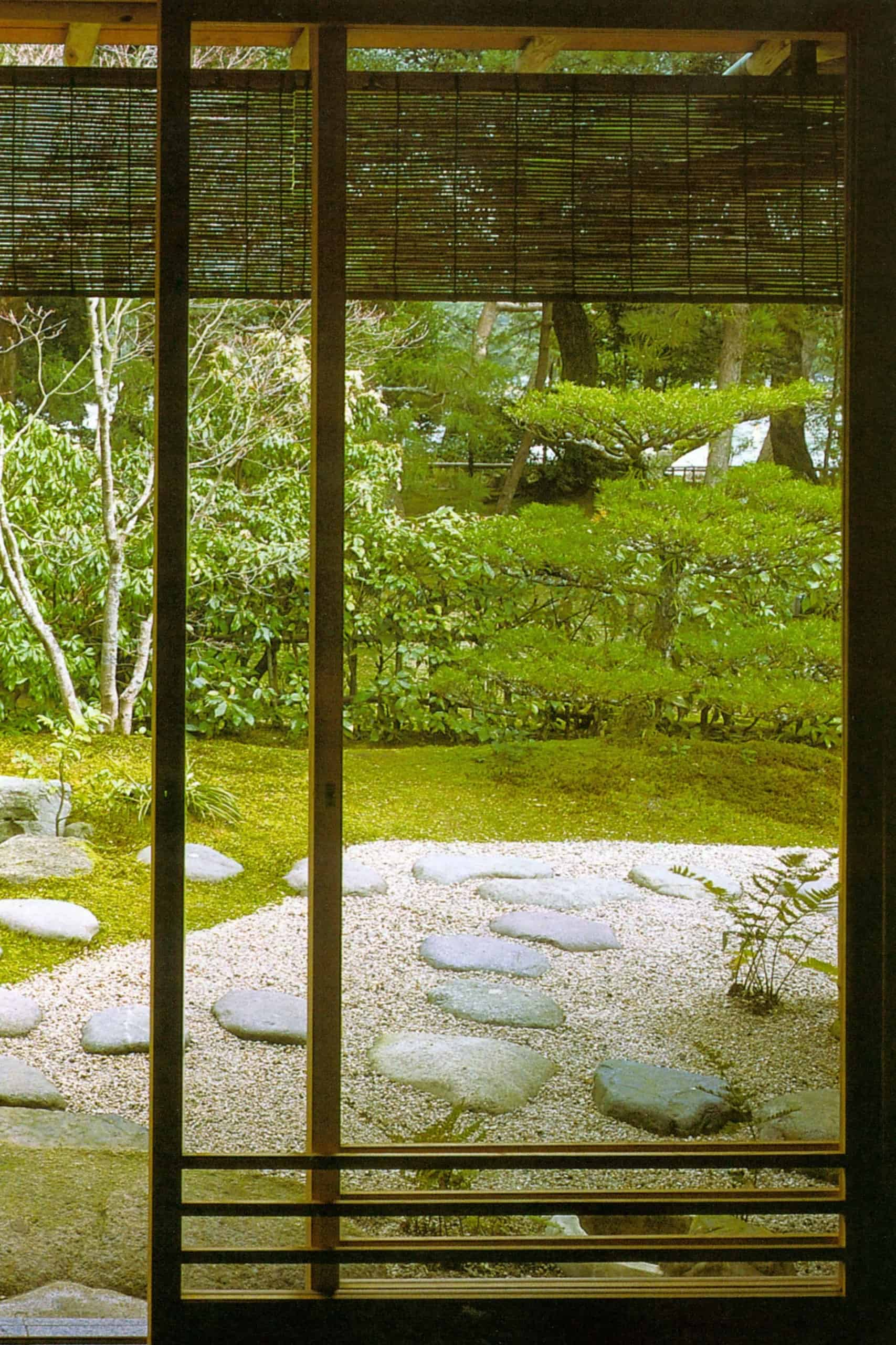 INDOOR + Architecture Solution Japanese Garden and Interior Integration