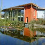 Ecological Friendly Sustainable Design & Glass Architecture in Watergarden by FORBELI HOME. Bordeaux France 66